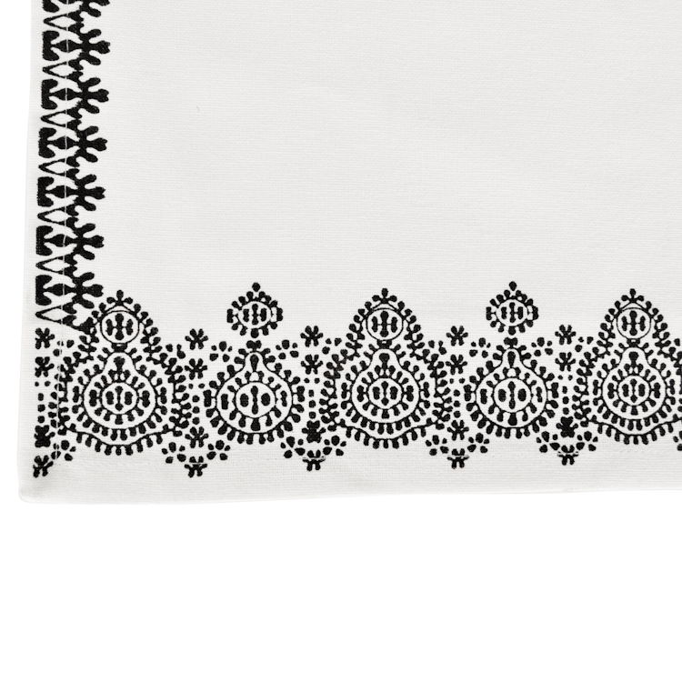 Marmor Kokshandduk : Vacker kokshanduk Diana, Kitchen Towel med orientalisk monster fron