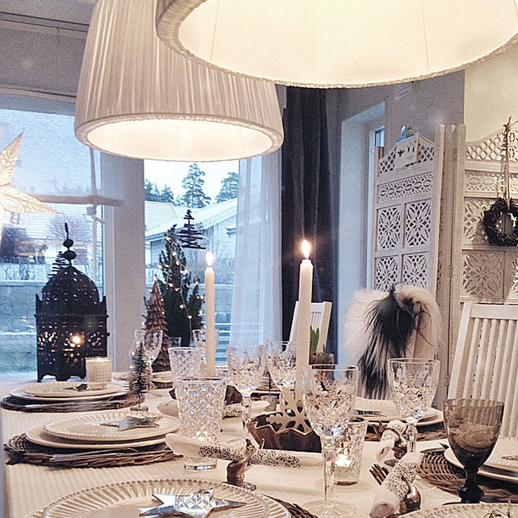 taklampa xl vit silkestyg tine k home alla produkter. Black Bedroom Furniture Sets. Home Design Ideas