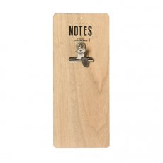Memo board notes natural riverdle