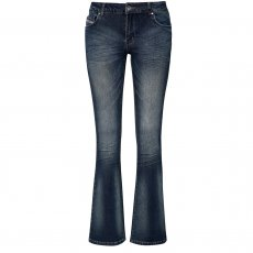Copeland Jeans Dark Blue Denim, Capri Collection