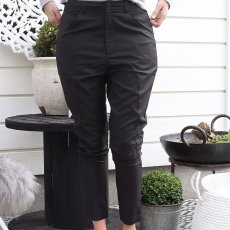 Joanna Trousers Black, Vintage by Fé