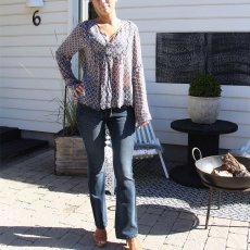 Hippie Blouse, Mykonos, Sixty Days