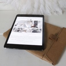 Ipad mini fodral, CRAFT, House Doctor