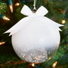 Julkula, Jingle Bells Dusty Ornament Silver, Riviera Maison
