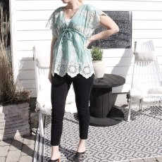 Lace Blouse, Sixty Days
