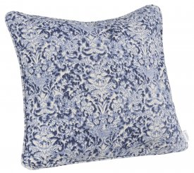 Paisley Blue Kuddfodral Artwood