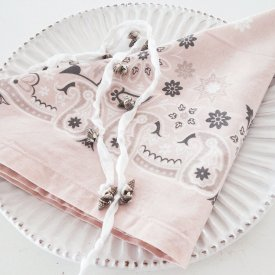 Paisley Napkin, Artwood, Jb Home