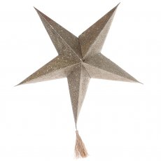 Paper Star Betlehem, 72 cm diameter, On Interiör