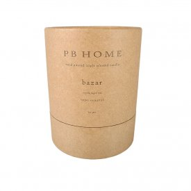 Doftljus Bazar Pb Home, with a scent of - vanilla, sugar, rose