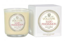 Doftljus Saijo Persimmon, Boxed Candle 100h, Voluspa