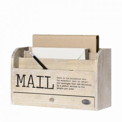 letters tans mail natural 30 cm river dale