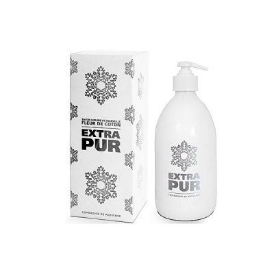 Extra Pur Winter - Bomullsblomma, Limited Edition, Compagnie de Provence