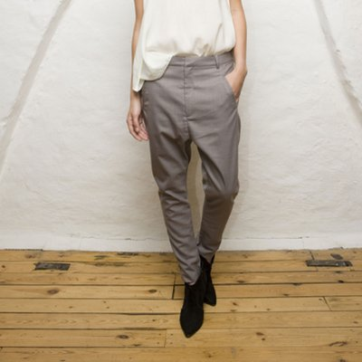 Fella Trousers Sand, Vintage by Fe