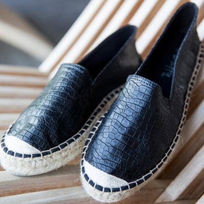 Muriel Espadrillos, Capri Collection