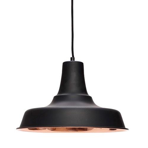 Hübsch, Industri taklampa Svart & Koppar - BELYSNING - Jbhome.se : taklampa industri : Taklampa